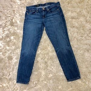 J Crew | Toothpick Ankle Jeans